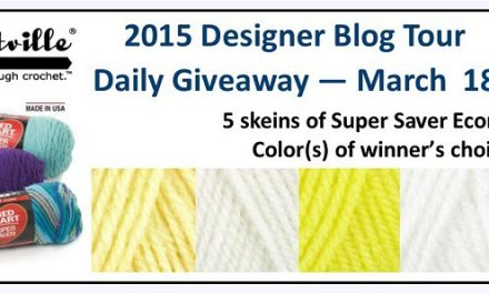 NatCroMo 2015 Daily Giveaway: March 18
