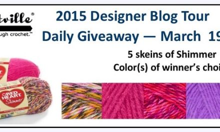 NatCroMo 2015 Daily Giveaway: March 19
