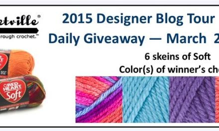 NatCroMo 2015 Daily Giveaway: March 22