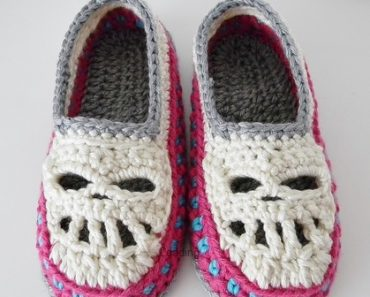 Glamour_Skull_Slipper_Ann_Mancini_Williams