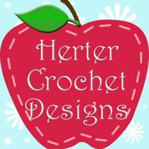 Logo for Herter Crochet Designs