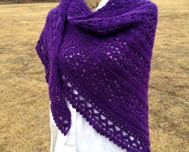 Photo of Wrapped in Warmth Shawl