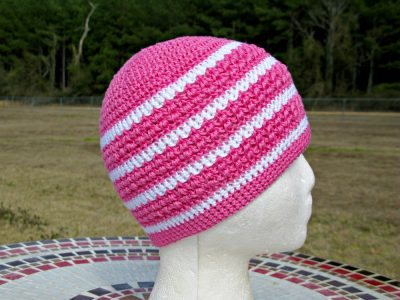 Photo of free beanie pattern
