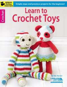 Cover of Learn to Crochet Toys