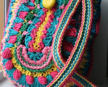 Boho Bag 166 by Luz Mendoza