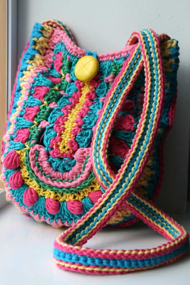 Boho Bag 166 by Luz Mendoza