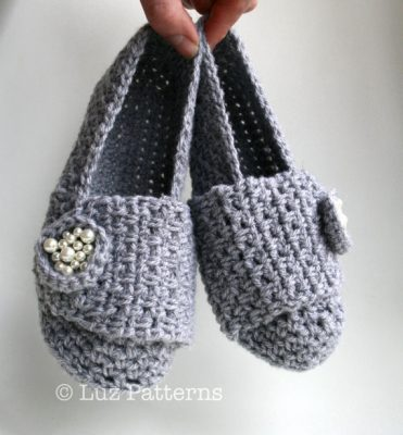 Link to Luz' Blog Post | Crochet with beads and pearls... the options are endless! | Luz Crochet