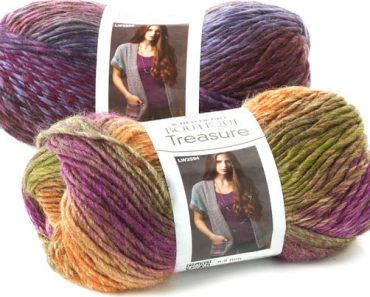 Photo of Red Heart Boutique Treasure Yarn