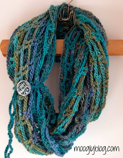 Photo of Artfully Simple Infiinity Scarf