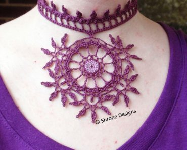 Mehndi Necklace | Lori Carlson