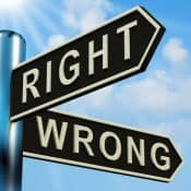 Right Way | Wrong Way