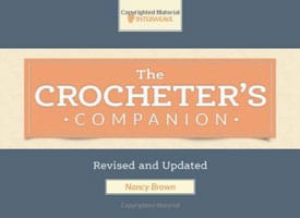 Cover of The Crocheter's Companion