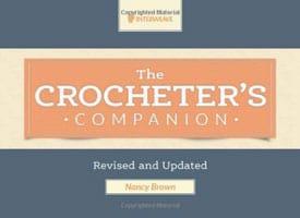 Cover of The Crocheter's Companion
