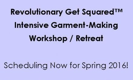 Get Squared Retreats / Workshops for 2016