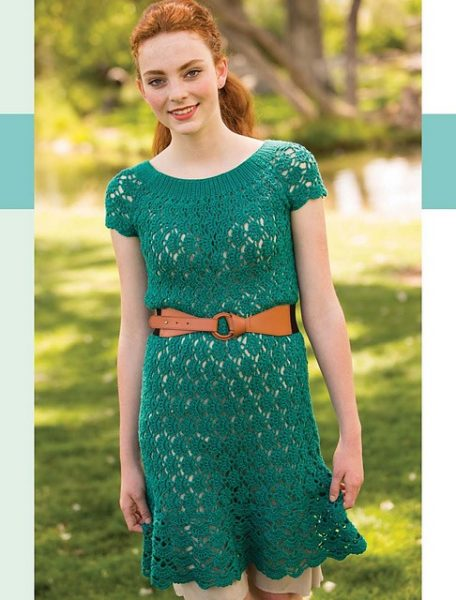 Colorful_Crochet_Lace_-_Ooh_La_La_Flared_Dress