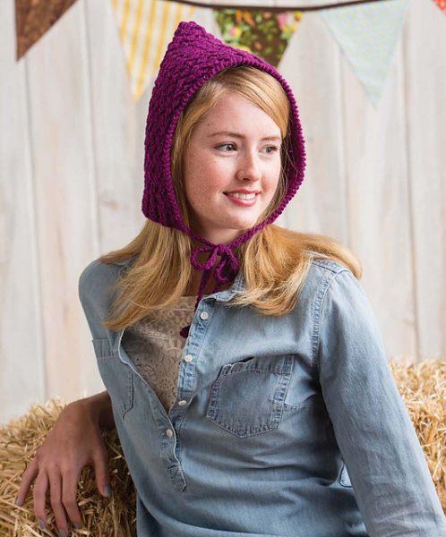 Entwined Bonnet