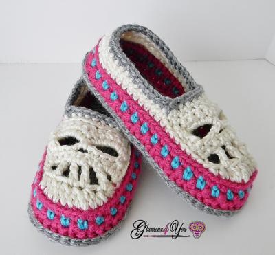 Glamour_Skull_Slipper_Shoes_Ann_Mancini_Williams_Glamour4You