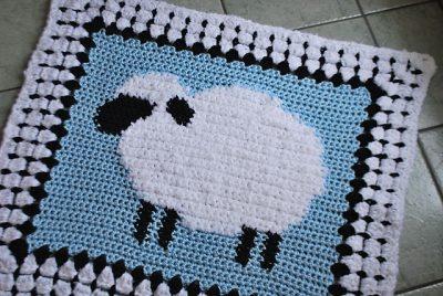 Sheep_Baby_Blanket_Stephanie_Oltmann