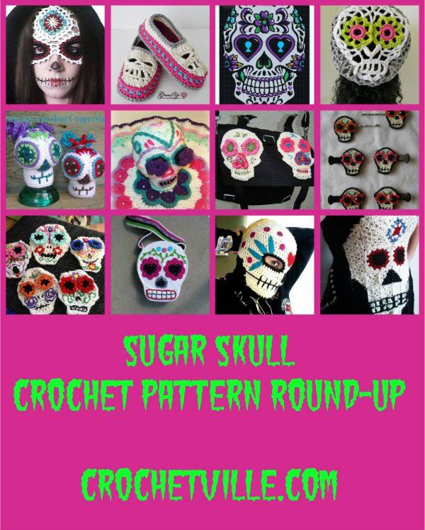 Sugar_Skull_Crochet_Pattern_Round_Up