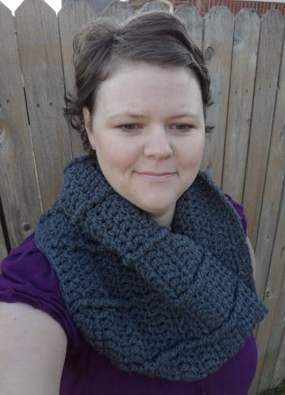 Chain Mail Cowl | April Garwood