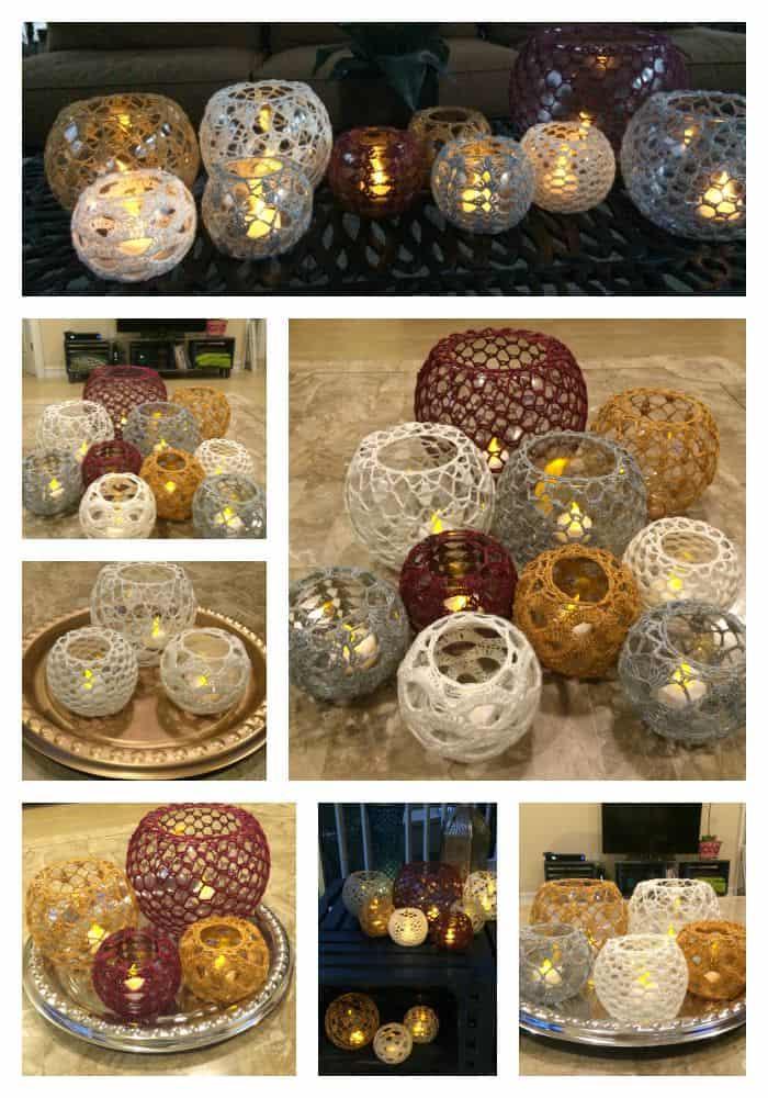 Budding Lotus Candle Holders | Kristin Omdahl