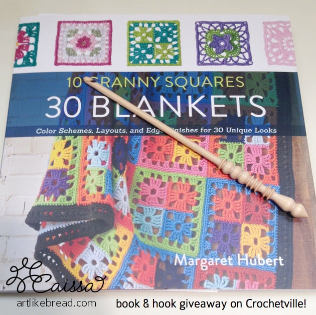 March 1, 2016 Daily Giveaway | The Crochet Express | Caissa McClinton