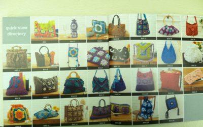 10 Squares, 30 Bags | Margaret Hubert