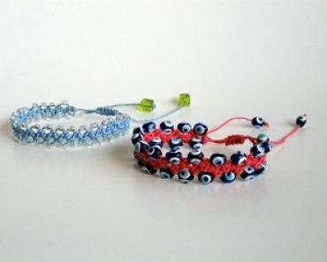 Turkish Love Knot Bracelet | Phyllis Serbes