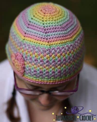 Color Squish Beanie | Sara Leighton
