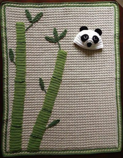 Sleepy Panda Baby Set | Sara Leighton | Illuminate Crochet
