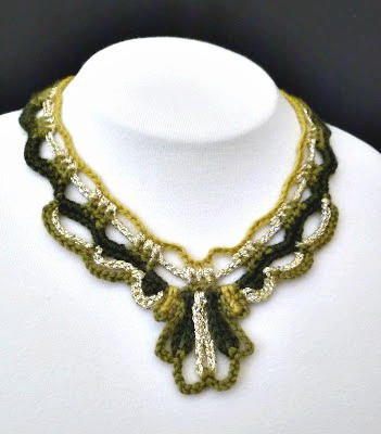 Crawford Necklace by Shelby Allaho