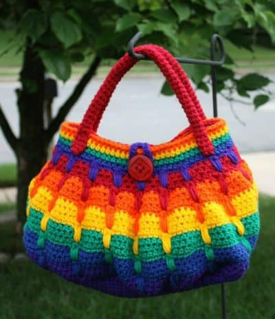Gradient Blocks Handbag | Sonya Blackstone