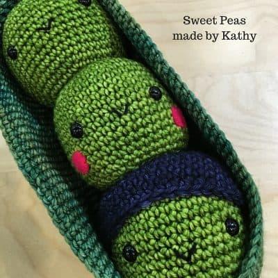 String Theory Yarn Company crochet sample 1