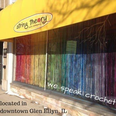 String Theory Yarn Company storefront