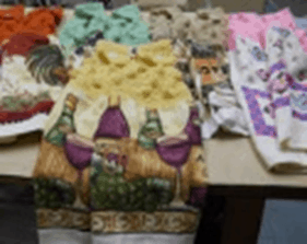 Towel Toppers | Susan Heyn