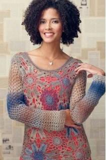 Bloomsbury Top | Tammy Hildebrand | Hot Lava Crochet