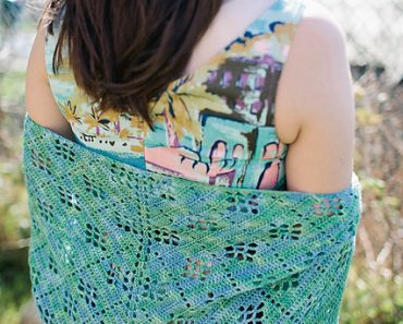 Fruit Shawl | Annelies Baes