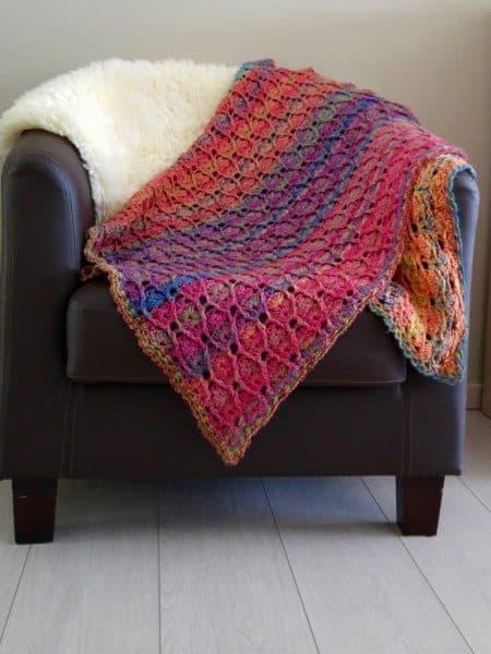 Annelies Baes | Free Shawl Pattern