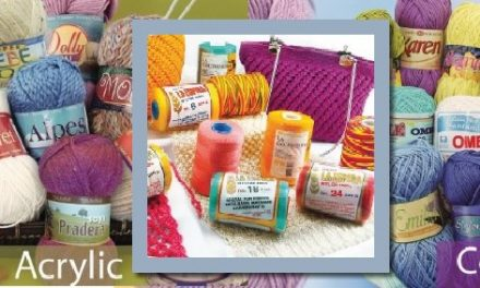 NatCroMo 2016, March 5: Creative Yarn Source