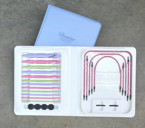 Denise Crochet Hooks Pastel