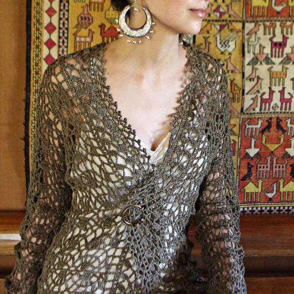 Baroque Ladies Jacket | Jennifer Hansen