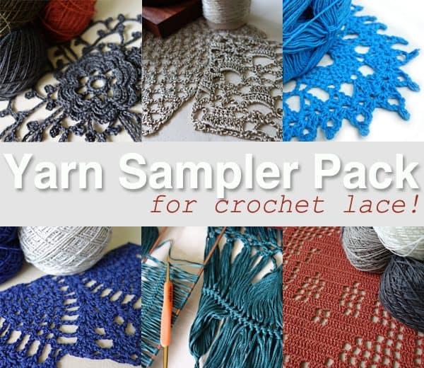 Jennifer Hansen | Yarn Sampler Pack