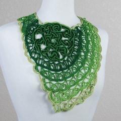 Ombre Celtic Knot Necklace | Jennifer E Ryan