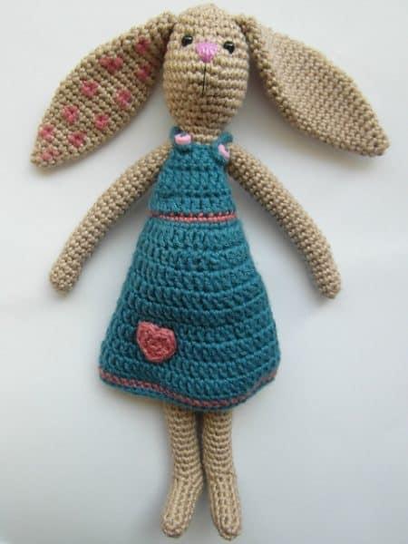 Tilda Style Bunny | Justyna Kacprzak