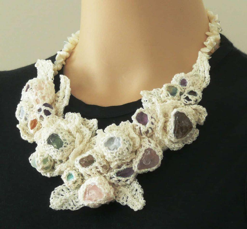 NC Necklace   Karen K. C. Ballard