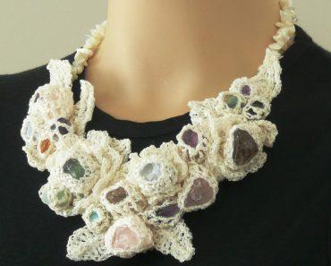 NC Necklace | Karen K. C. Ballard