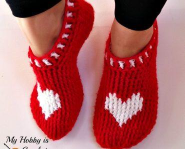 Heart & Sole Slippers | Kinga Erdem