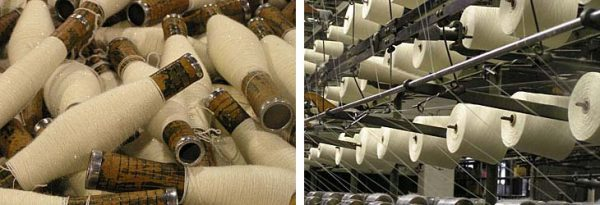 Kraemer Yarns Machines