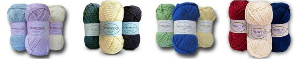 Kraemer Yarns | Perfections | Trios