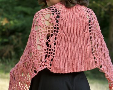 Friendship Shawl | Laura Krzak